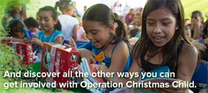 Samaritan's Purse charity