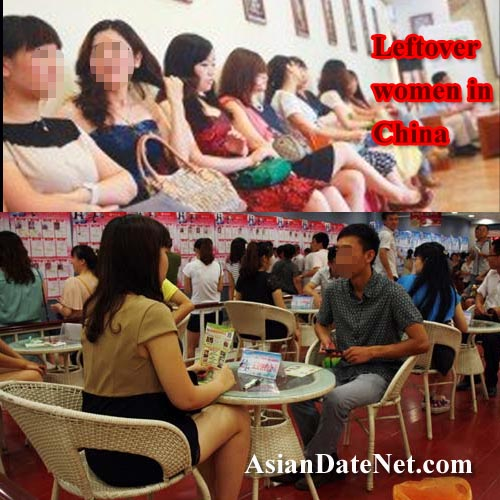 Leftover women in China - Unmarried Chinese ladies
