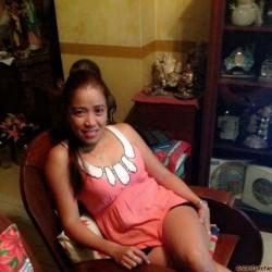 Filipinawoman, Dumaguete, Philippines
