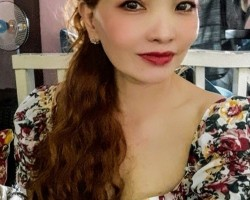 Single and lovely Thai American woman