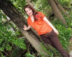 Thai woman searching a single man in Bangkok Thai
